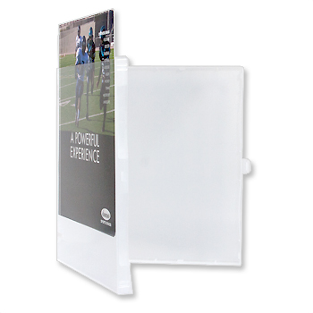 clear view binders three ring systems