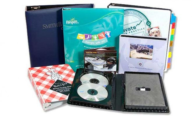 Binders, Index Tabs & Sales Kits
