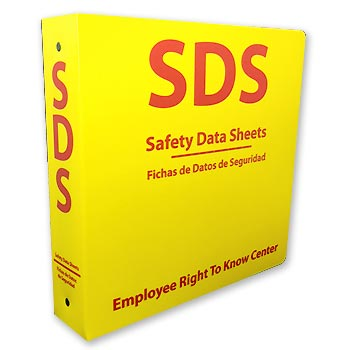Replacement SDS Binder